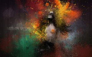 Mother_Nature_by_pincel3d