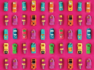 Gridlock Pink flat wrap to web © ella doran_0