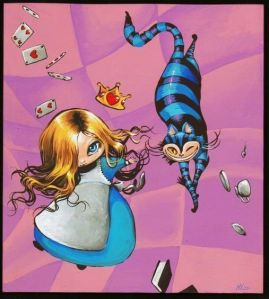 Falling-Alice